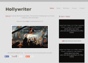 hollywriter.com