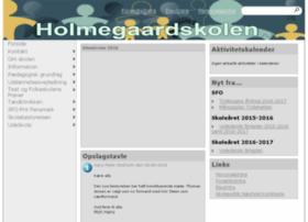 holmegaard.skoleporten.dk