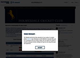 holmesdale.play-cricket.com