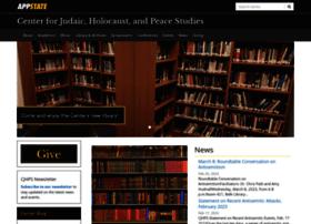 holocaust.appstate.edu