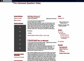 holocaustquestion.blogspot.com