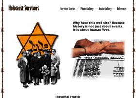 holocaustsurvivors.org