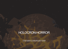 holocron-horror.co.uk