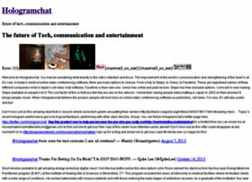hologramchat.com