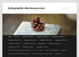 holographic-disclosure.com
