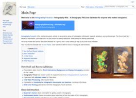 holographyforum.org