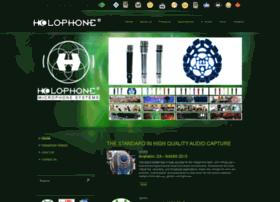 holophone.com