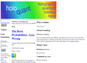 holoquant.com