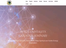holosuniversity.org