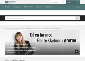 holstebrobibliotek.dk