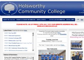 holsworthycollege.devon.sch.uk