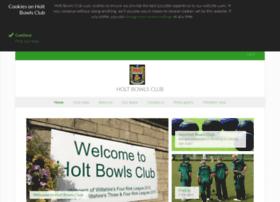 holtbowls.co.uk