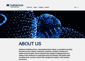 holtzbrinck.com