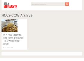 holy-cow.dailymegabyte.com