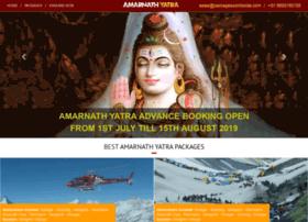 holyamarnathyatra.com