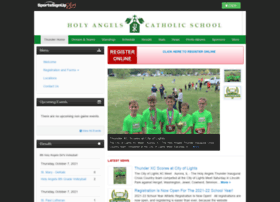 holyangels.sportssignup.com
