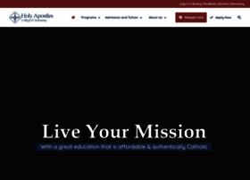 holyapostles.edu