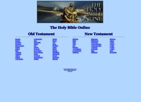 holybibleonline.net