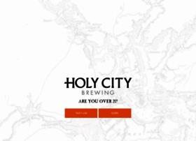 holycitybrewing.com