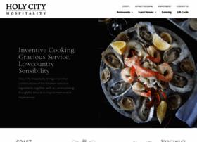 holycityhospitality.com