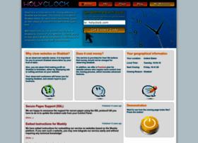 holyclock.com