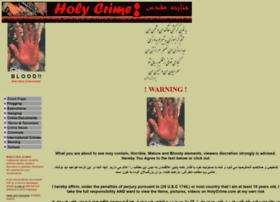 holycrime.com