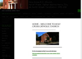 holycrosscarshalton.co.uk