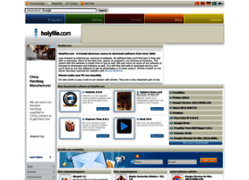 holyfile.com