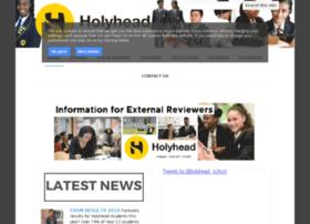holyheadschool.com