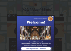 holynamecathedral.org
