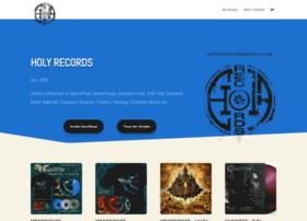 holyrecords.com