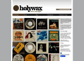 holywax-records.com