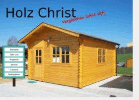 holz-christ.de