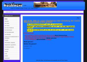 holzkirche-online.de