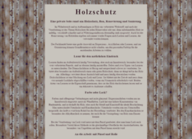 holzschutz-harzer.de