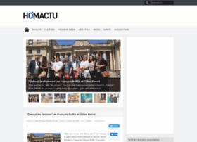 homactu.net