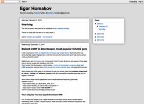 homakov.blogspot.com.tr