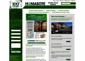 homasote.com