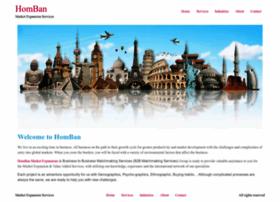 homban.com
