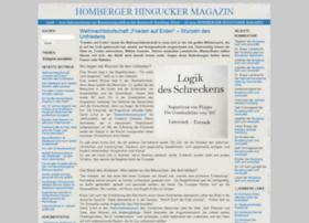 homberger-hingucker.de