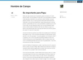 hombredecampo.tumblr.com