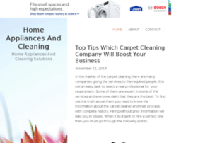 home-appliances-and-cleaning.bravesites.com