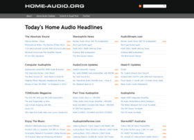 home-audio.org