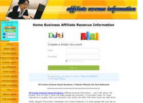 home-business-affiliate-revenue-information.com
