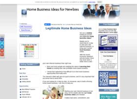 home-business-ideas-for-newbies.com