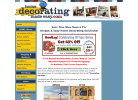 Home-decorating-made-easy.com