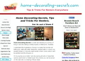 home-decorating-secrets.com
