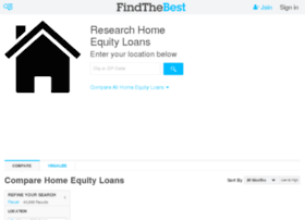 home-equity-loan.findthebest.com