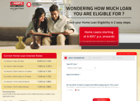 home-loans.hdfc.com