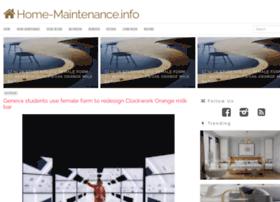 home-maintenance.info